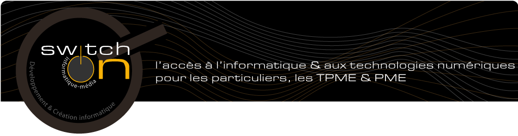 Sarl Switch On Informatique